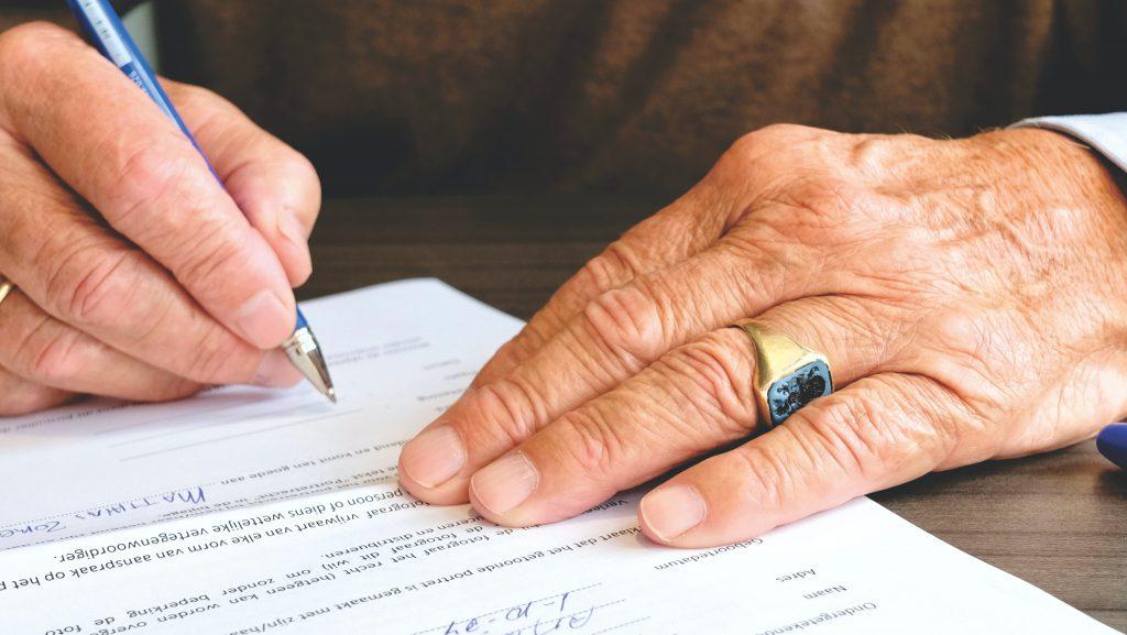 notaris notariskosten samenlevingscontract vergelijken goedkoopste